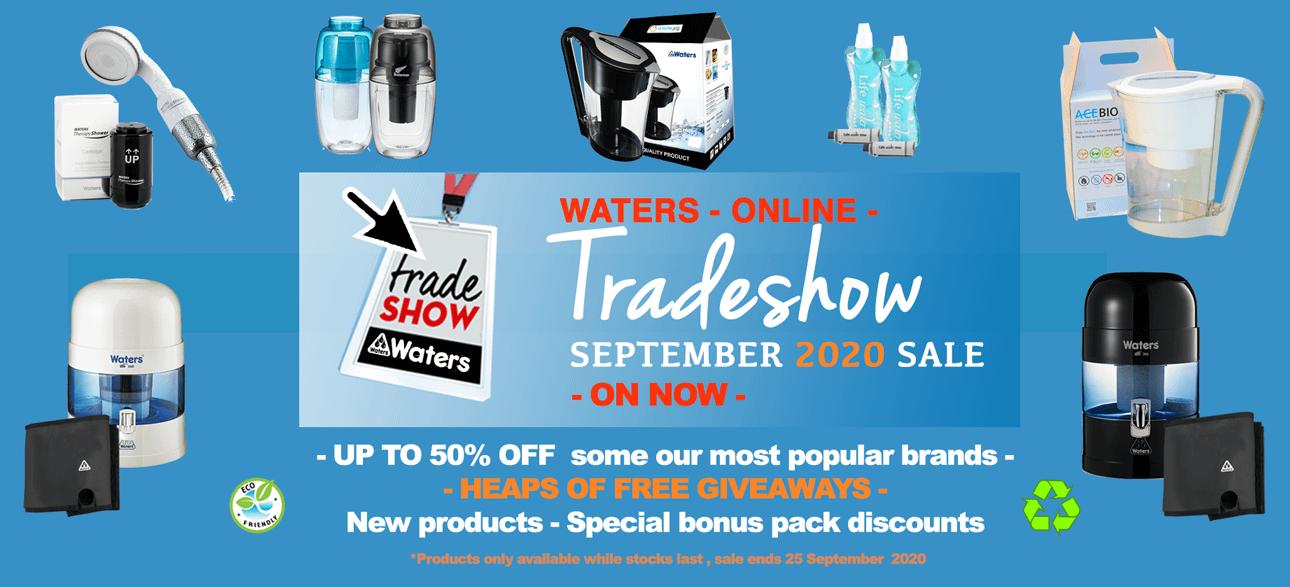 tradeshow september2020 Home
