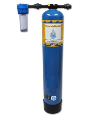 FluorideMaster™ Domestic & Commercial Water Filters Water Filter