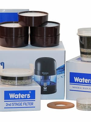 Bio 1000 Filter Replacement set Replacement Filters Mineral Water